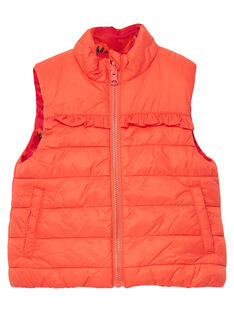 Light orange Jackets JIVIDOUNEX2 / 20SG09I3D3E406