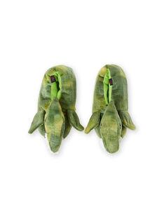 Green NIGHT SLEEPERS KGBOOTSAUR / 20XK3681PTD600
