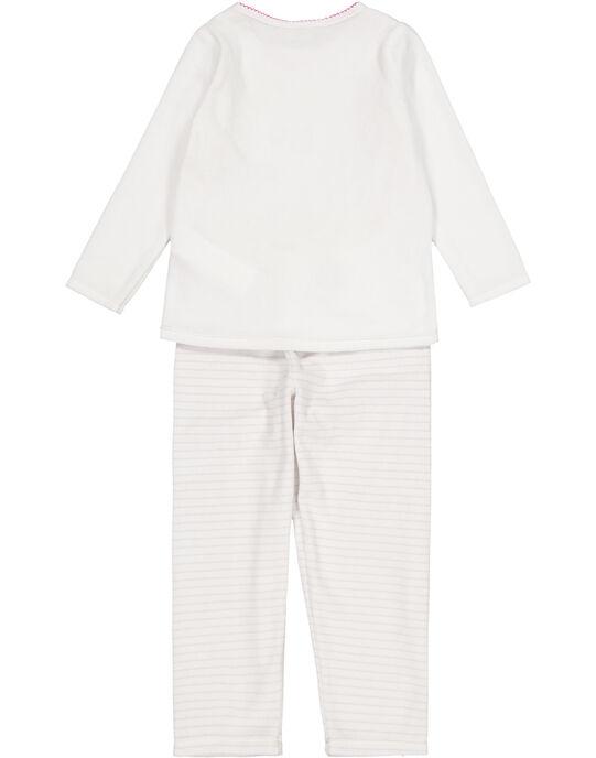 Off white Pajamas GEFAPYJZEB / 19WH1152PYJ001