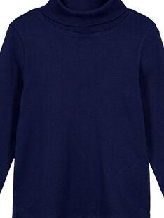 Navy under-sweater GOESSOU2 / 19W902U4D3B070