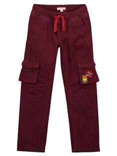 Purple pants GOVIOPAN1 / 19W902R1PAN711
