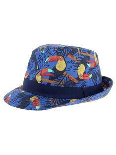 Blue Hat CYOGAUCHA / 18SI02L1CHAC209