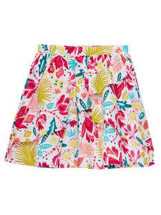 White Skirt JABOJUP2 / 20S901H2JUP000