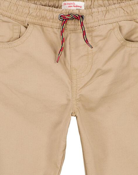 Brown pants GOTRIPAN2 / 19W902J2PANI807
