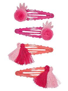 Red Hair clip JYAVICLIC2 / 20SI0178BRTF507
