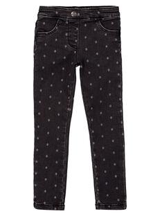 Grey denim Pants GAJOJEG2 / 19W90133D2BK004