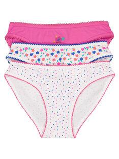 Red Panties GEFALOTFLE / 19WH1161SLID305