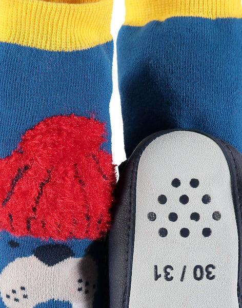 Boys' slipper socks DGCCPHOQ / 18WK36W3D08C218