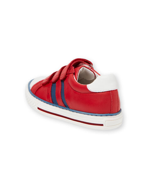 Red Sneakers JGBASLIAGR / 20SK36Y2D3F050
