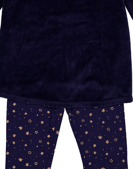 Navy Night dress GEFACHUNO / 19WH11T1CHN070