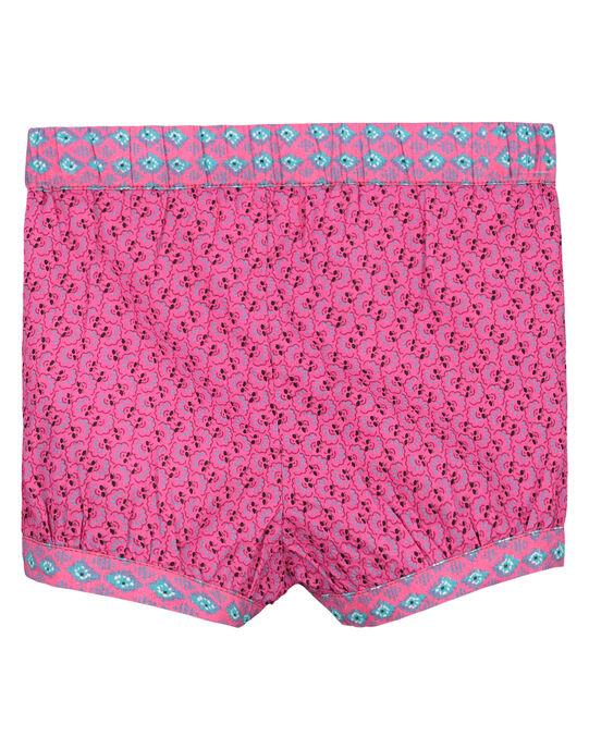 Purple Shorts FITUSHO / 19SG09F1SHO712
