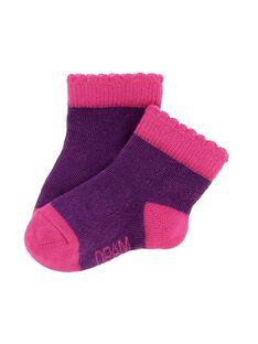 Purple Socks CYIJOCHO10B / 18SI09S8SOQ710