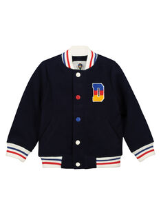 Boys' bomber jacket FOGROVES2 / 19S902X2VES705