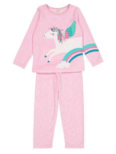 Pink Pajamas GEFAPYJORN / 19WH11N8PYJD301