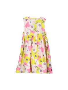 Girls' fancy dress FAPOROB2 / 19S901C2ROB099