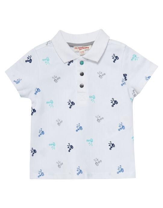 White Polo shirt JUPOEPOL / 20SG10G1POL000