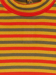 Light orange Roll-neck GUJOSOUP5 / 19WG10L2SPL113