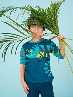 Navy T-shirt JOCLOTEE2 / 20S90212TML715