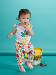 Rose Baby blouse JIBOBRA / 20SG09H1BRA302