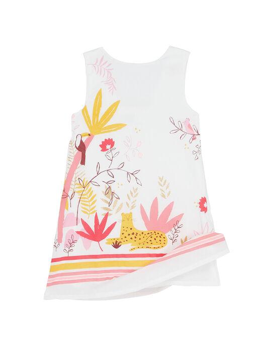 Off white Dress JADUROB3 / 20S901O2ROB001