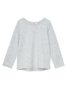 Heather grey Longsleeve T-SHIRT JAESTEE3 / 20S90164D32943