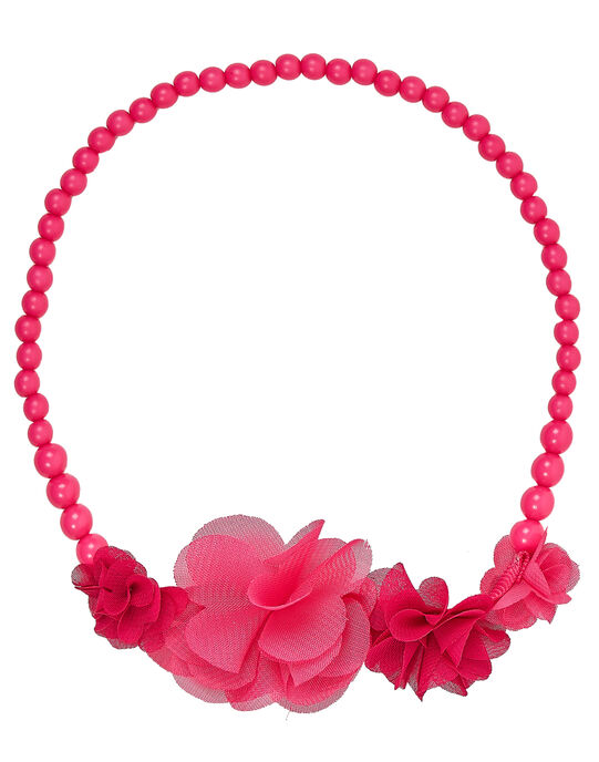 Fushia Necklace JYAWECOU / 20SI0191CLI304