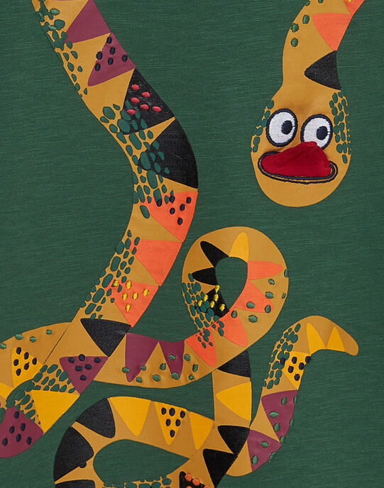 Green T-shirt JODUTI2 / 20S902O1TMC601