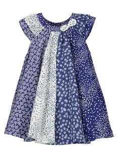 Multicolor Dress FINEROB2 / 19SG09B2ROB099