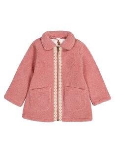 Pink coat GAJAUMANT / 19W901G1MAN303