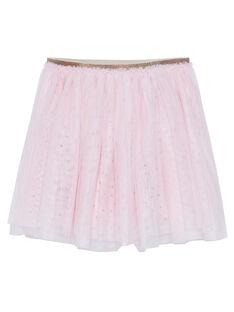 Pale rose Skirt JAPOEJUP2 / 20S901G3JUP301