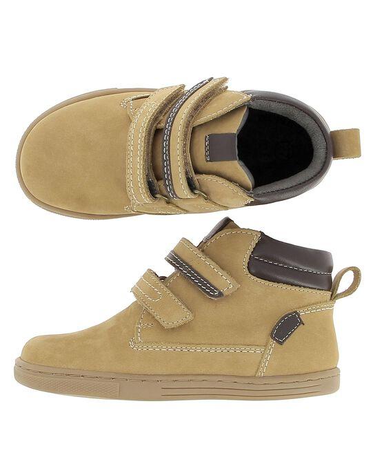 Light brown Boots DGBOOTBAS / 18WK36T3D0D804