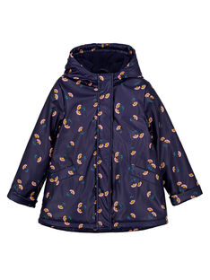 Grembiuli Du Pareil Au Meme.Hooded Raincoat