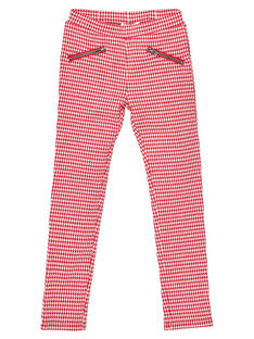 Red pants JAGRAPANT / 20S901E1PAN050
