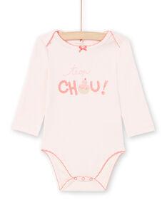 Pink BODY SUIT MEFIBODCHOU / 21WH13B1BDLD310