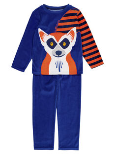 Blue Pajamas GEGOPYJLEMU / 19WH1253PYJ703