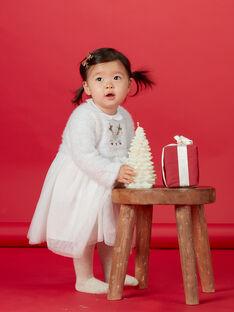 Off white DRESS KINOROB2 / 20WG09Q2ROB001