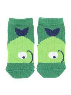 Green Socks CYUJOCHO11A / 18SI10S9SOQ600
