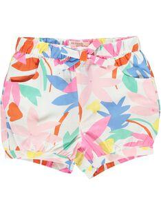 Baby girls' shorts CIMASHO1 / 18SG09U2SHO099