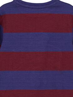 Navy T-shirt GOVIOTEE2 / 19W902R1TMLC204