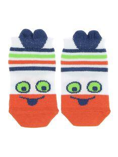 Baby boys' ankle socks CYUMACHO / 18SI10U1SOQ000