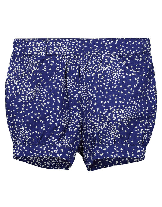 Blue Shorts FINESHO / 19SG09B1SHO703