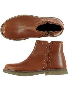 Light brown Boots GFBOOTCHRI / 19WK35I8D0D804
