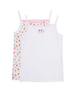 White Underwear JEFADEL / 20SH11V1HLI000