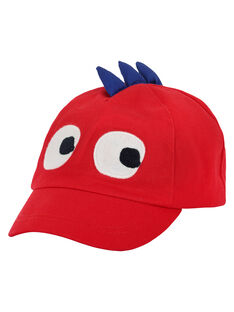 Boys' fancy cap FYOMERCAP / 19SI02E1CHAF505