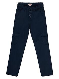 Navy Pants JOJOPAMAT1 / 20S90254D2B705