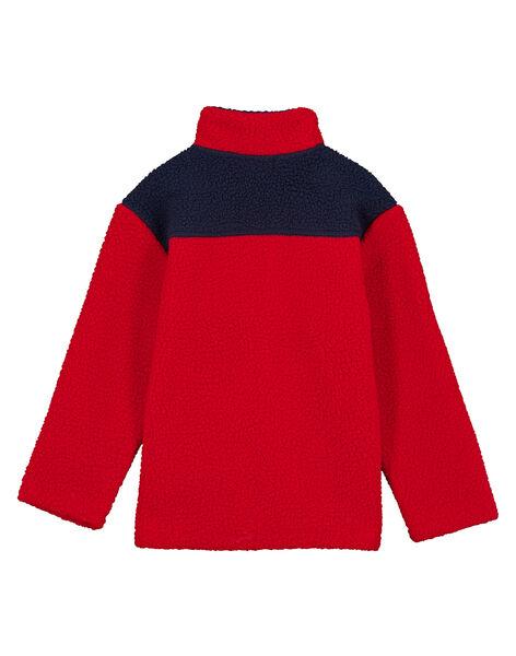 Red Waistcoat GOTRIGIL / 19W902J1GIL050