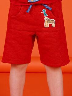 Heather red BERMUDA LOVIBER2 / 21S902U2BERF520