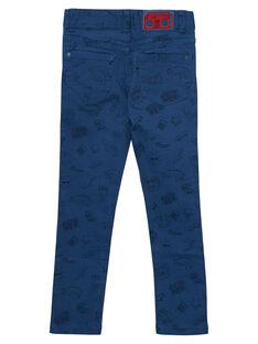 Dark green pants JOGRAPAN2 / 20S902E1PAN622