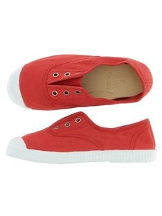 Red Sneakers CGTENHERB2 / 18SK36O7D16050