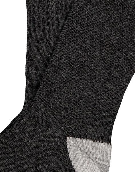 Dark grey Socks GYOJOCHOM4 / 19WI0237SOQ944